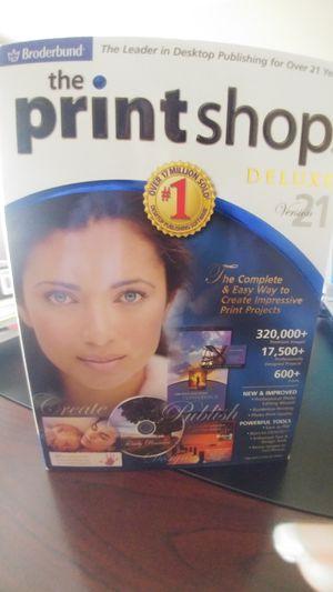 Print Shop Software for Sale in Jacksonville, FL