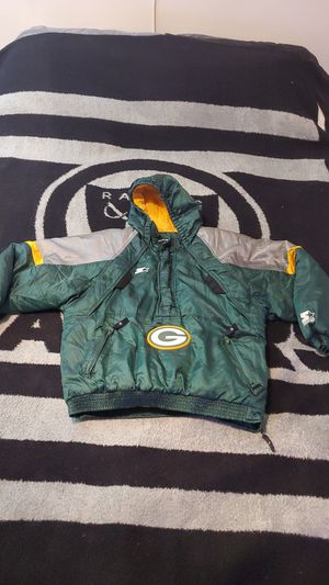 Vintage Starter Pro Line Thick Weather Proof All Stitch Green Bay Packers Jacket for Sale in Azusa, CA