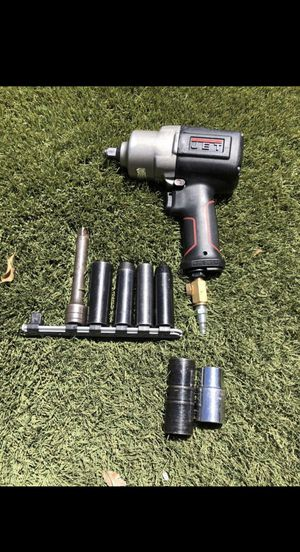 """JET JAT-121 Pneumatic R12 750 ft-lbs Impact Wrench, 1/2"""" for Sale in Chula Vista, CA"""