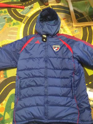 FC Dallas Large Puffy Jacket for Sale in South San Francisco, CA