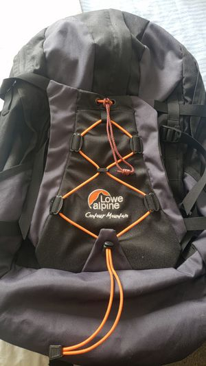 Lowe alpine Hiking backpack for Sale in Sharon, MA