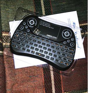 Mini Multi Color Bluetooth Keyboard for Sale in Seattle, WA
