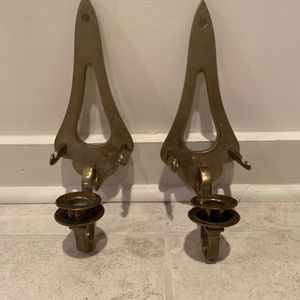 Candle/Plate Sconces for Sale in Grosse Pointe Park, MI
