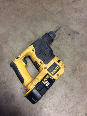 Dewalt Hammer drill for Sale in Riverton, UT