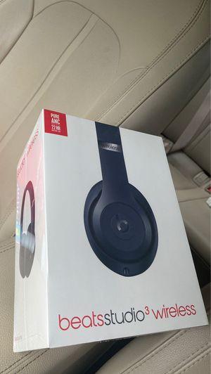 BeatsbyDre Studio 3 Wireless for Sale in Bloomfield, NJ