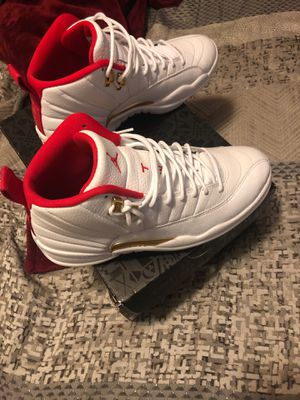 Jordan 12s size 8.5 for Sale in Brentwood, NC