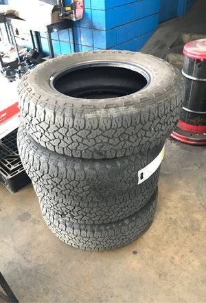 17 inch tires for Sale in National City, CA
