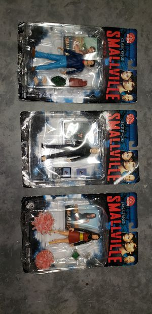 Smallville collectible set toy for Sale in Winter Garden, FL