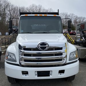2015 Hino 268A for Sale in North Smithfield, RI