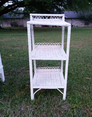 Wicker shelf for Sale in West Monroe, LA
