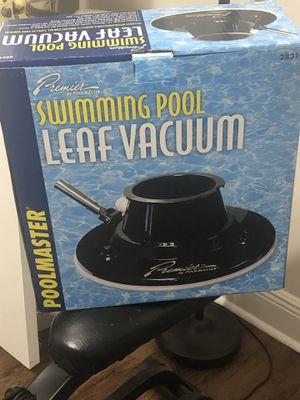 Swimming Pool Leaf vacuum for Sale in Brandon, MS