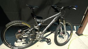 Specialized mountain bike m4 $650 has new tires and full tune-up. for Sale in Pico Rivera, CA