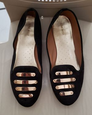 Very nice , flat shoes , Nine west , size 11 for Sale in Miami, FL