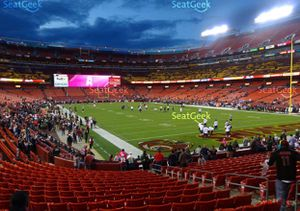 2 tickets to the skins game tomorrow with a parking pass for Sale in Bowie, MD