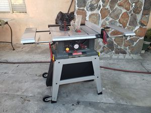 Table saw w laser in pacoima ca for Sale in Los Angeles, CA