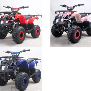 125cc Quad Brand New 4 Stroke With Remote Shut Off And Reverse Red or Blue available Speed Controller (Governor) for Sale in Corona, CA