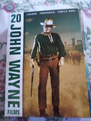 John Wayne DVD collection for Sale in Etna, OH