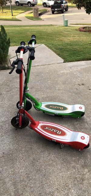 Two Razors for Sale in Heath, TX