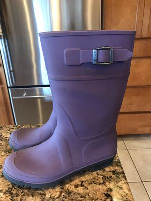 Women's Kamik Rain Boots - Size 4 for Sale in Orting, WA