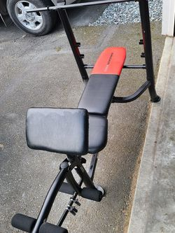 WeiderPro 265 Weight Bench for Sale in Bonney Lake,  WA