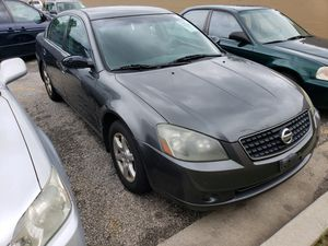 2006 Nissan Altima 2.5s Special Edition 220k Miles Very Reliable for Sale in Bowie, MD