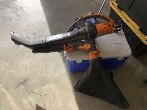 Worx Leaf Blower & Vacuum for Sale in Palmdale, CA