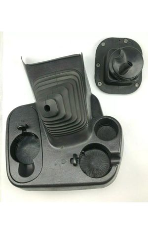98-02 Dodge Ram Truck Parts 5 Speed Floor Shifter Console Cupholder with inner boot for Sale in Hialeah, FL