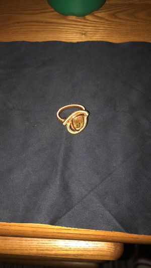 Copper Wired Ring for Sale in Oak Brook, IL