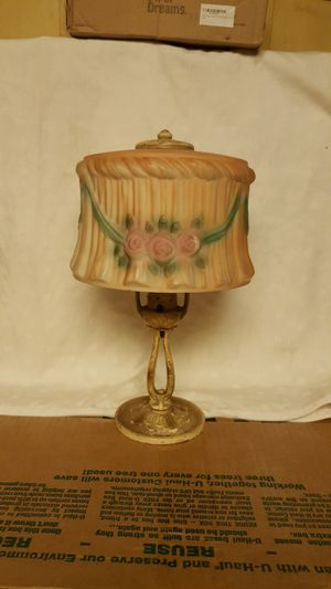 Antique vintage 1930s table lamp original for Sale in Los Angeles, CA