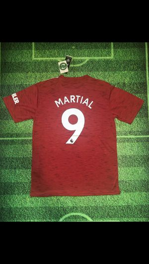 Martial Manchester United Home Jersey 20/21 for Sale in Cranford, NJ