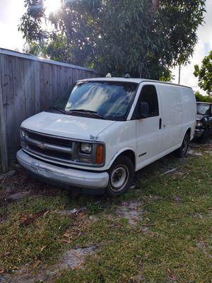 Chevy 2500 cargo van for Sale in West Palm Beach, FL