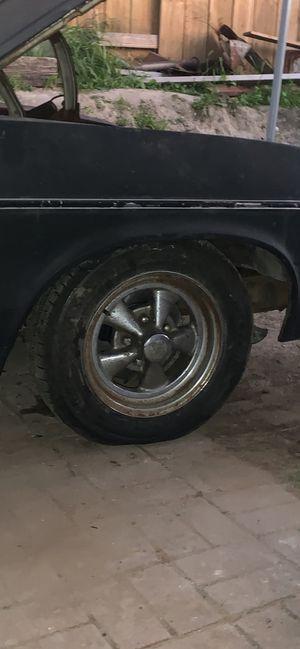 Cragar wheels for Sale in Spring Valley, CA
