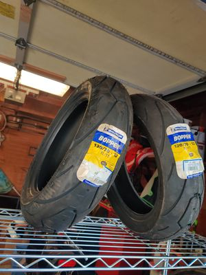 Honda Grom / z125 tires for Sale in Fresno, CA