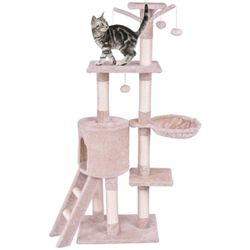 56 Condo Scratching Posts Ladder Cat Play Tree for Sale in Wildomar,  CA