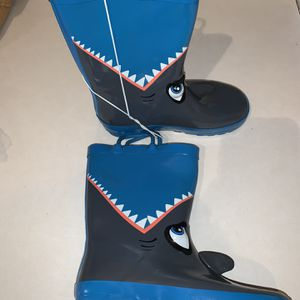 Shark Rain Boots for Sale in Henderson, NV
