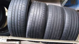 Four good Michelin tires for sale 215/55/17 for Sale in Suitland-Silver Hill, MD