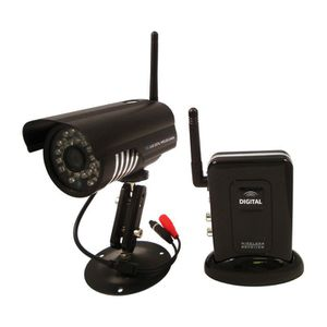 CCTV: Digital Wireless Camera Transmits Video Up To 425' Without Interference for Sale in Pueblo West, CO