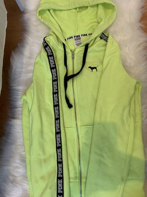 PINK brand zipper hoodie for Sale in Long Beach, CA
