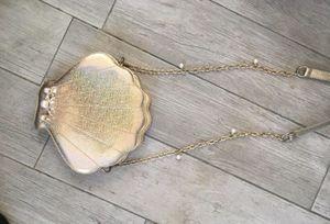 Seashell mermaid handbag purse crossbody for Sale in Franklin, MA