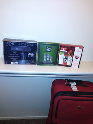 Old spice, dove men care , women's great quality hair dryer. for Sale in Phoenix, AZ