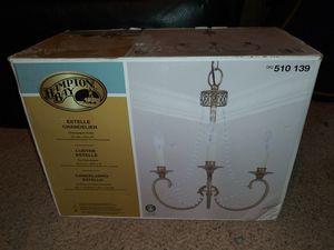 Hampton Bay Chandelier Light Fixture New for Sale in Pulaski, TN