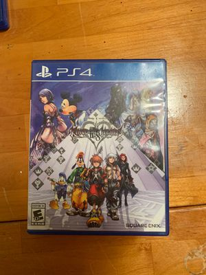 Kingdom Hearts 2.8 Final Chapter Prologue PS4 for Sale in Lucas, TX