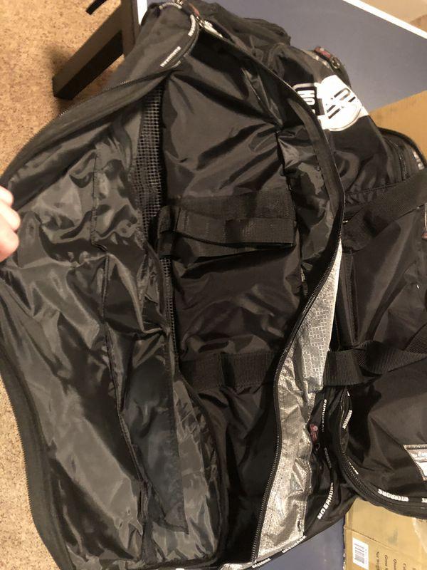 No Errors No E2 catchers bag