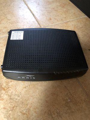 Comcast Xfinity Arris Modem for Sale in Tucson, AZ