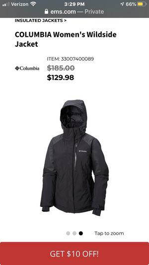 Women's columbia jacket for Sale in East Wenatchee, WA