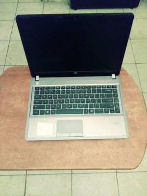 hp laptop and charger i5 2 batterys for Sale in Lowell, MA
