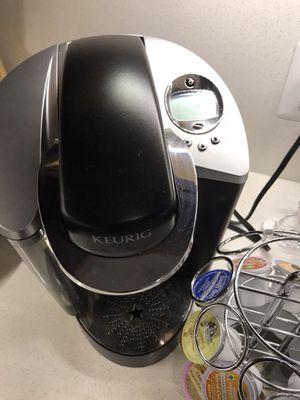 Keurig K60 Special Edition and Signature Brewers, Single-Cup Brewing 60 for Sale in Sterling, VA
