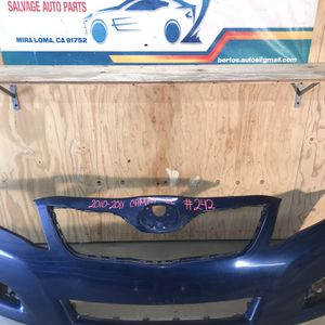 2010-2011 Toyota Camry LE Front Bumper for Sale in Jurupa Valley, CA