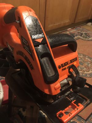 Black&decker cordless circular saw for Sale in Haines City, FL