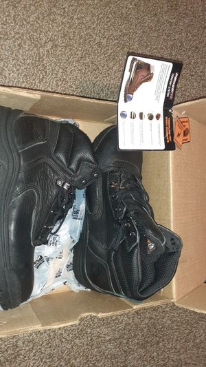 NEW Timberland PRO series work boots size 9M for Sale in McKnight, PA